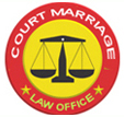 logo - court marriage in delhi